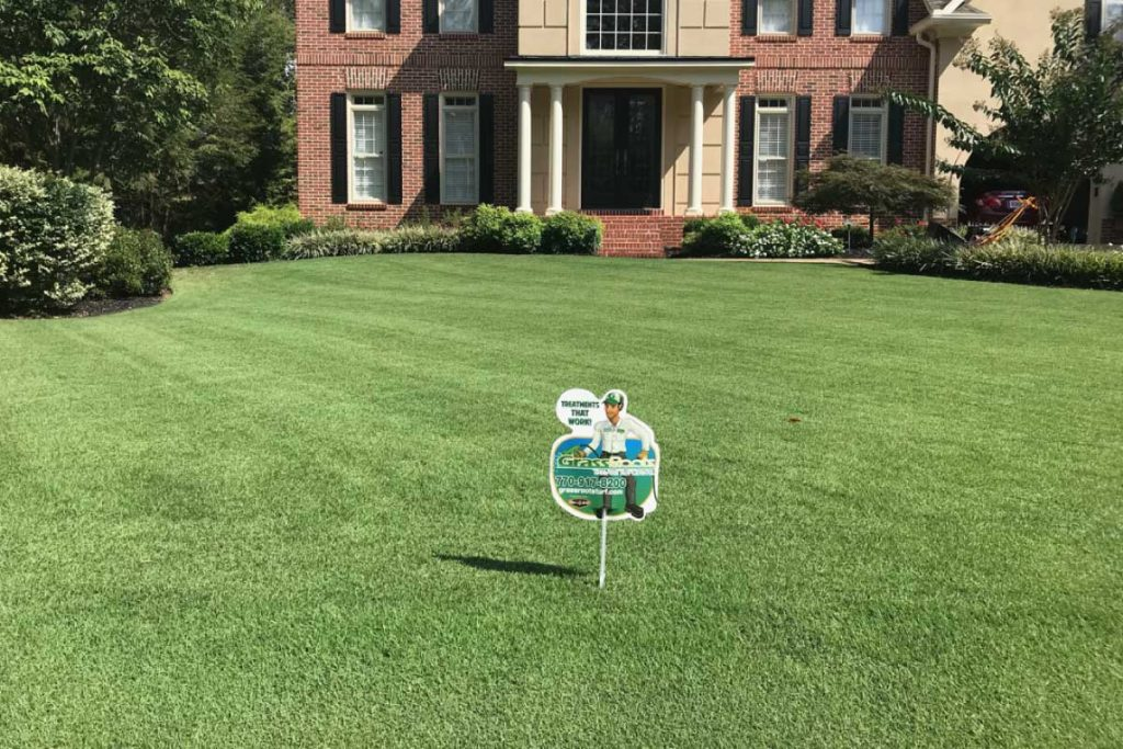 GrassRoots Lawn Care Service Acworth Ga