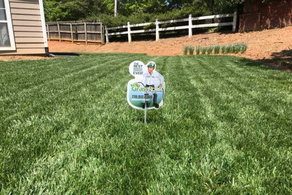 GrassRoots-Lawn-Treatment-Service Homer Ga