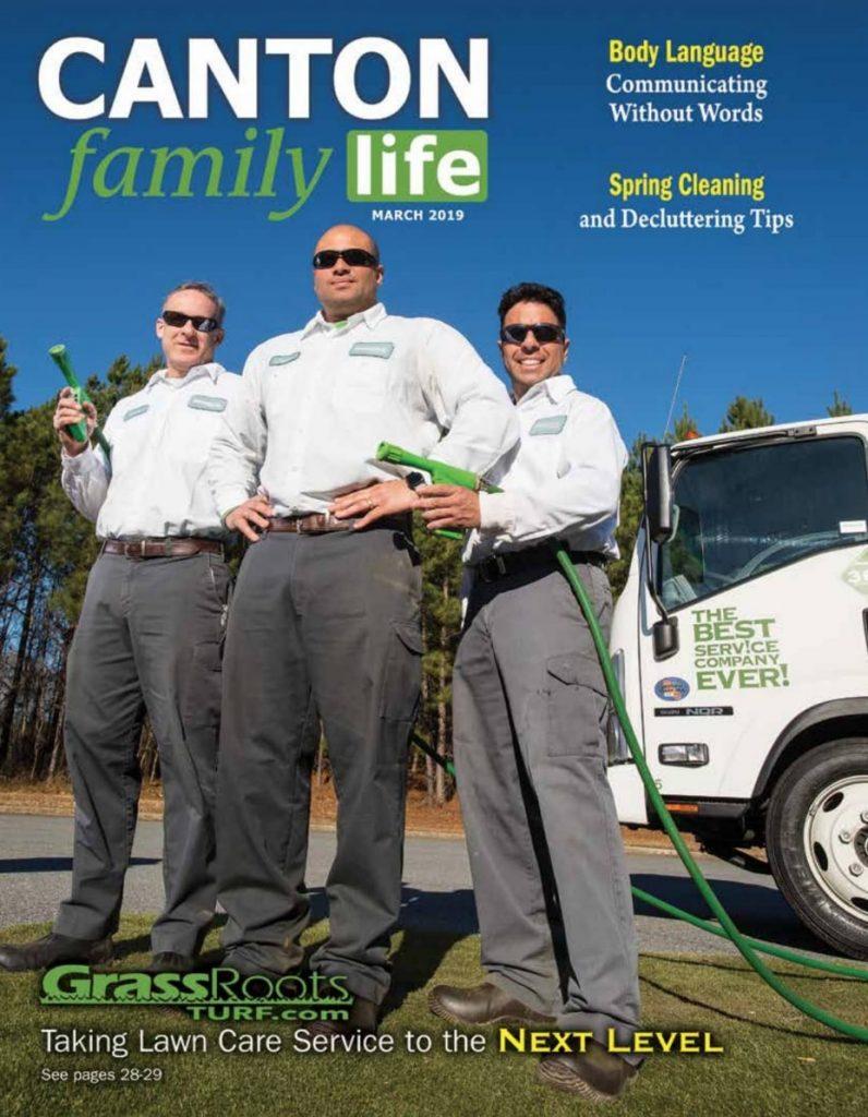 Lawn Care Service Cover