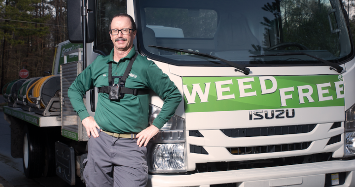 GrassRoots Turf Recorded Weed Control