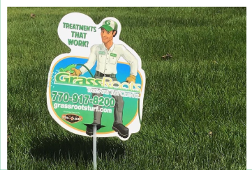 GrassRoots Lawn Care